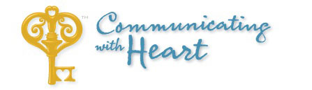 Communicating with Heart Logo